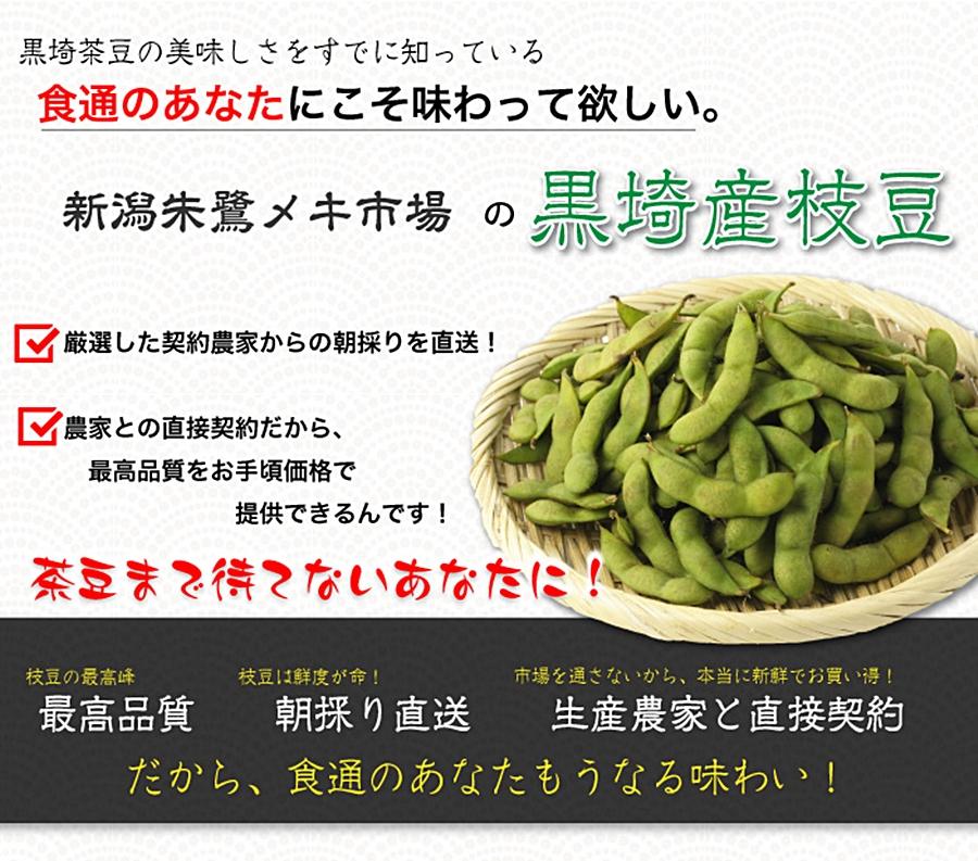 黒埼茶豆通販